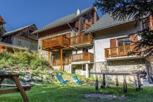 Location gîte, chambres d'hotes Chalet Rostaing dans le département Isère 38