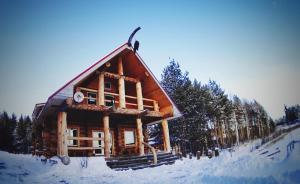 Гостиницы деревни Трапицыны
