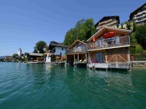 Das Bootshaus, Chalet  St. Wolfgang - big - 13
