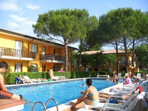 Villaggio Dei Gelsomini, Apartmanok  Bibione - big - 8