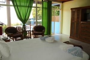 Kayu Resort & Restaurant, Hotels  El Sunzal - big - 9