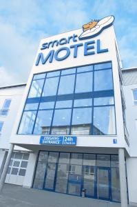 smartMotel, Motel  Kempten - big - 13
