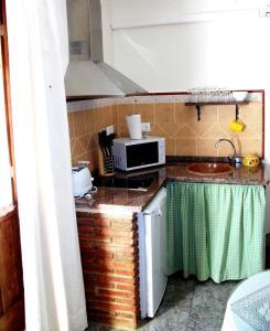 Castor y Polux, Apartmány  El Gastor - big - 35