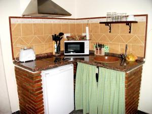 Castor y Polux, Apartmány  El Gastor - big - 34