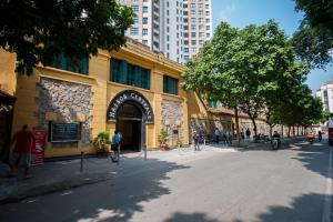 Hotel Kuretakeso Tho Nhuom 84, Hotely  Hanoj - big - 116