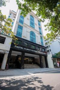 Hotel Kuretakeso Tho Nhuom 84, Hotely  Hanoj - big - 117