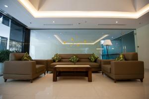 Hotel Kuretakeso Tho Nhuom 84, Hotely  Hanoj - big - 122