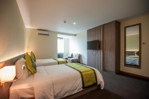 Hotel Kuretakeso Tho Nhuom 84, Hotely  Hanoj - big - 126
