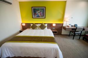 Hotel Kuretakeso Tho Nhuom 84, Hotely  Hanoj - big - 127