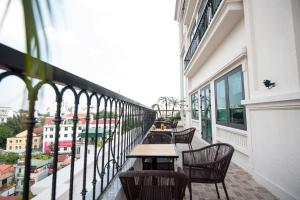 Hotel Kuretakeso Tho Nhuom 84, Hotely  Hanoj - big - 129