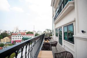 Hotel Kuretakeso Tho Nhuom 84, Hotely  Hanoj - big - 130