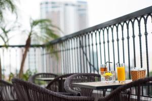 Hotel Kuretakeso Tho Nhuom 84, Hotely  Hanoj - big - 131