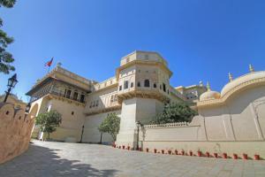 Alsisar Mahal- Heritage Hotel, Отели  Alsīsar - big - 91