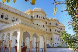 Alsisar Mahal- Heritage Hotel, Отели  Alsīsar - big - 93