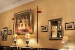 Alsisar Mahal- Heritage Hotel, Отели  Alsīsar - big - 19