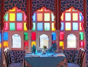 Alsisar Mahal- Heritage Hotel, Отели  Alsīsar - big - 56