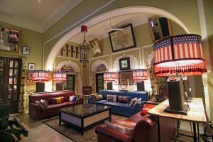 Alsisar Mahal- Heritage Hotel, Отели  Alsīsar - big - 85