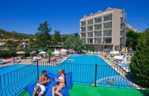 Kervansaray Marmaris, Hotely  Marmaris - big - 12