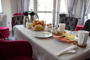 Hotel Maj Inn, Penziony – hostince  Moravske Toplice - big - 67