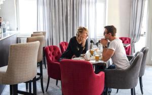 Hotel Maj Inn, Penziony – hostince  Moravske Toplice - big - 66