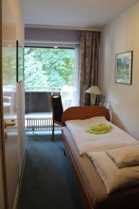 Waldpension Bielefeld, Penzióny  Bielefeld - big - 22