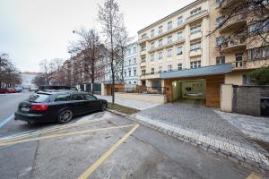 Boris' Apartments City centre parks