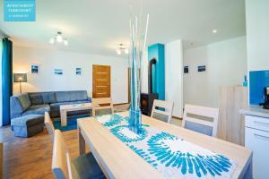 Apartament Turkusowy