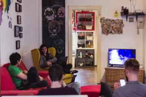 The Cozyness Hostel, Ostelli  Bucarest - big - 47