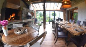 La Clé des Bois, Bed and breakfasts  Le Bourg-d'Oisans - big - 42