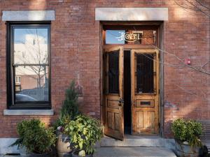 Wm. Mulherin's Sons Hotel - Philadelphia