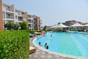 Apartments in Sunny Island Complex, Apartmánové hotely  Chernomorets - big - 70