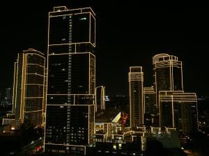 Acqua Private Residence Apartment Ugo, Appartamenti  Manila - big - 1