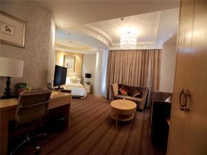 Golden Mountain International Hotel, Szállodák  Lajjang - big - 20