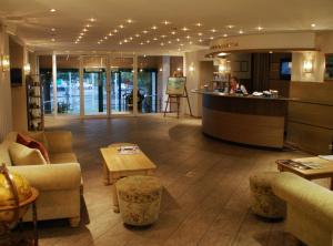 Europa City Amrita Hotel, Hotel  Liepāja - big - 92