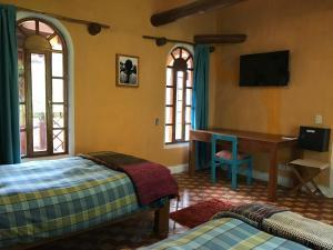 La Casa Sol Andean Lodge, Guest houses  Otavalo - big - 31