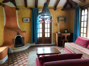 La Casa Sol Andean Lodge, Guest houses  Otavalo - big - 28