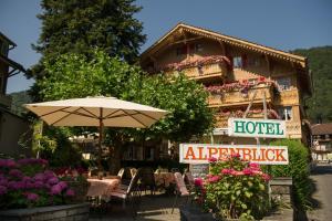 Alpenblick Hotel & Restaurant Wilderswil by Interlaken - Wilderswil bei Interlaken