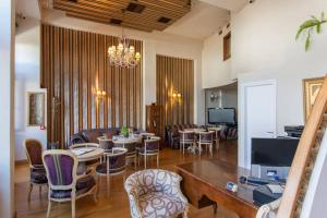 Civitas Boutique Hotel, Aparthotels  Rethymno - big - 43