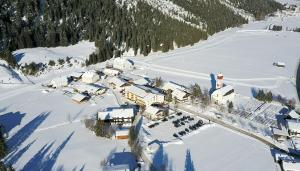 Sporthotel Xander, Hotely  Leutasch - big - 21
