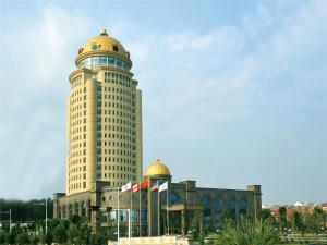 Golden Mountain International Hotel, Hotels  Laiyang - big - 31