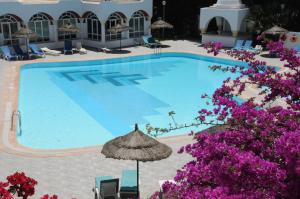 Hotel Menara, Хаммамет