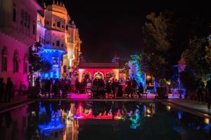 Alsisar Mahal- Heritage Hotel, Отели  Alsīsar - big - 77