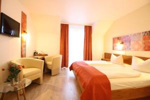 Arador-City Hotel, Отели  Бад-Эйнхаузен - big - 9