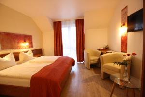 Arador-City Hotel, Отели  Бад-Эйнхаузен - big - 8