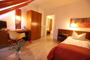 Arador-City Hotel, Отели  Бад-Эйнхаузен - big - 6