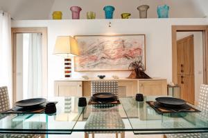 Villa Bouganvillae, Villas  Capri - big - 30