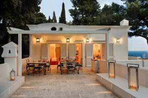 Villa Bouganvillae, Villas  Capri - big - 24