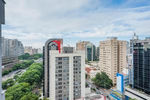 To Be Paulista Residence, Apartmány  São Paulo - big - 17