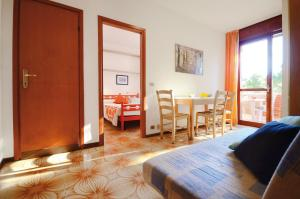 Appartamenti Splendid E Salisburgo, Апартаменты/квартиры  Бибионе - big - 4