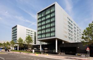 Steigenberger Airport Hotel Amsterdam, Szállodák  Schiphol - big - 45